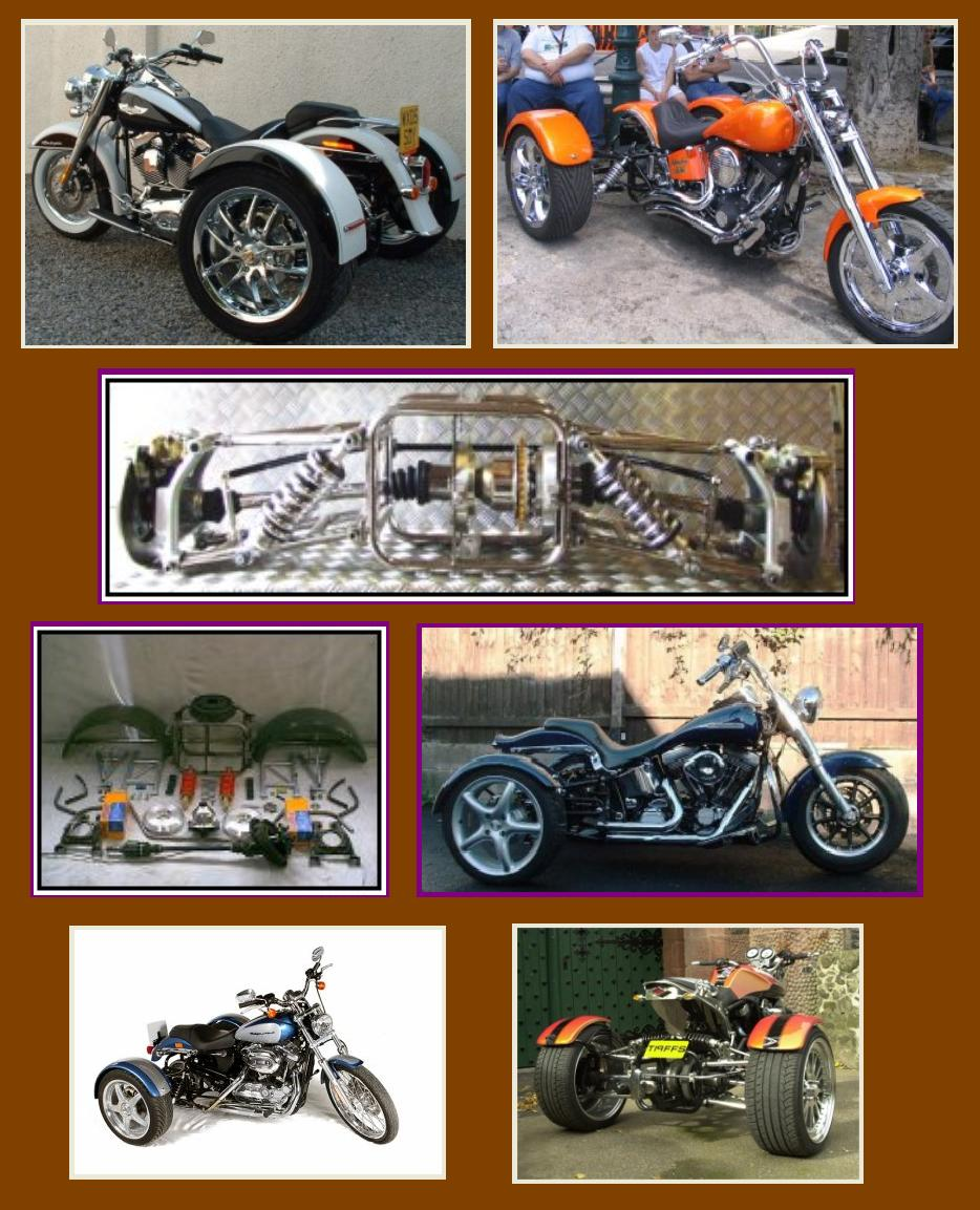 (UK) - TRIKE SHOP TRIKE en KIT