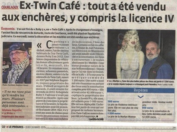 TWIN CAFE AUX ENCHERES (2/2)