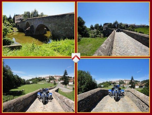 (42) - SAINT-GALMIER le pont Gavé